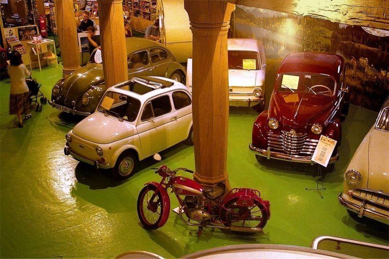 Tour Automuseum Fritz B. Busch image