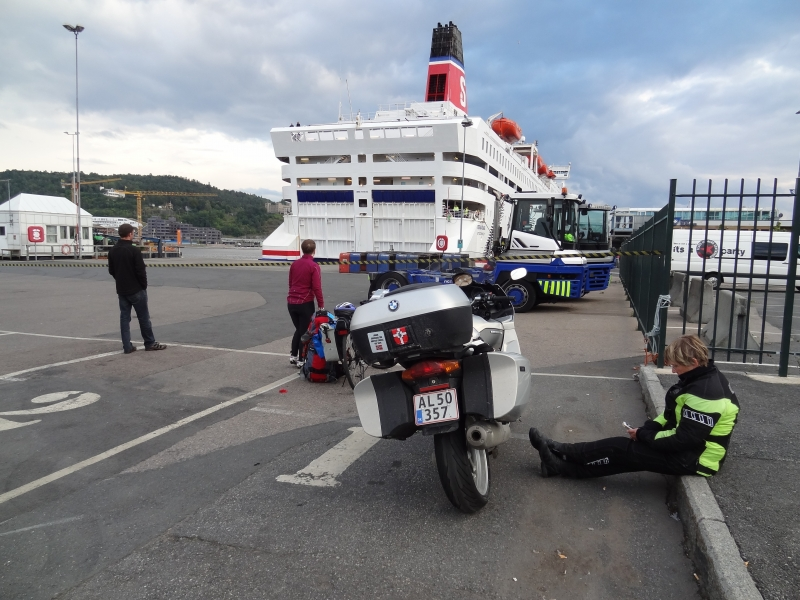 Tour Kristiansund -Trollstigen og Voss til Oslo image
