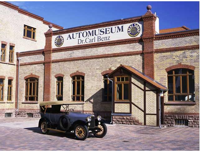 Tour Automuseum Dr. Carl Benz image