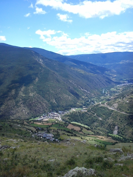 Tour Mountain passes & National Park image