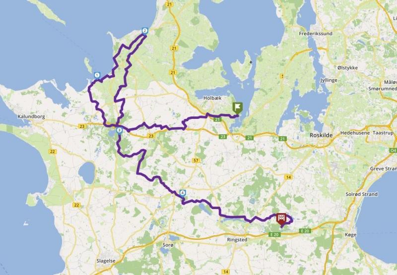 Tour 5_VESTSJÆLLAND RUNDT image