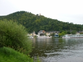 Mosel in Traben-Trarbach