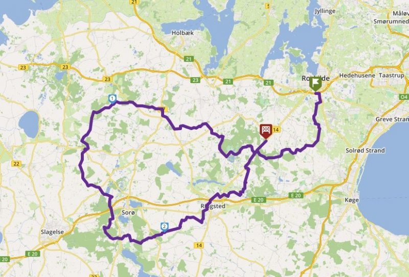 Tour 27_JW - RINGSTED - OSTED image