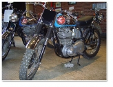 1961 BSA Catalina Scrambler