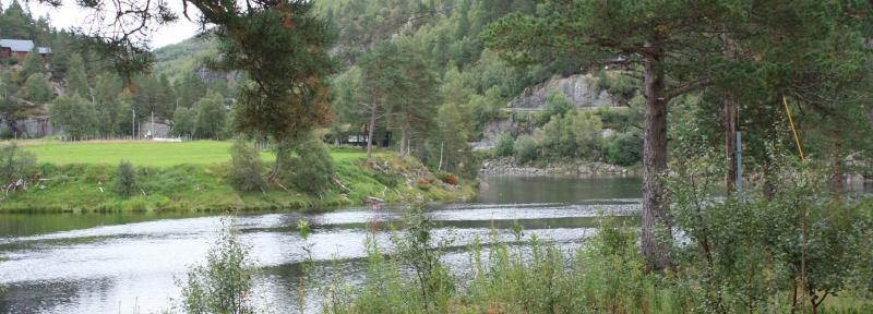 Tour 2015 - Kristiansand til Sirdal image