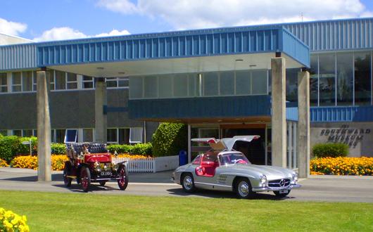 Tour Southward Car Museum image