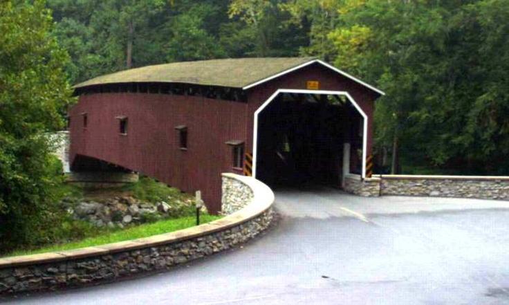 Lancaster Covered Bridge Bike Tour