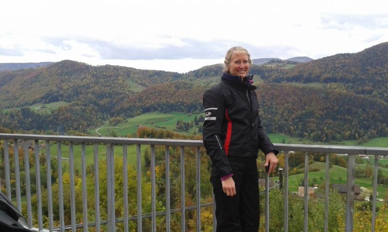 Tour Challpass, Passwang and Scheltenpass image
