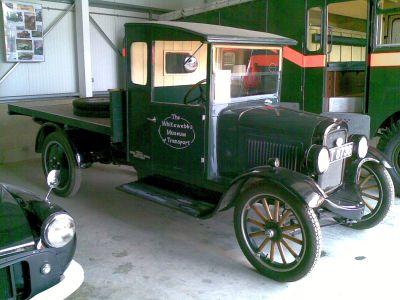 Tour Whitewebbs Museum of Transport image