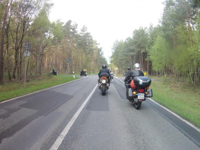 Tour Mirow- Hamburg entlang der Elbe image
