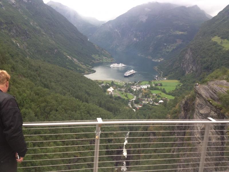 Tour Ferietur til norge 2012 image