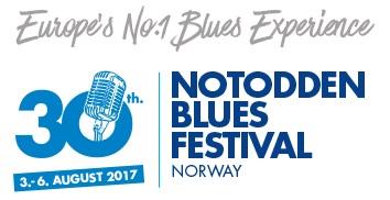 Tour Notodden bluesfestival image