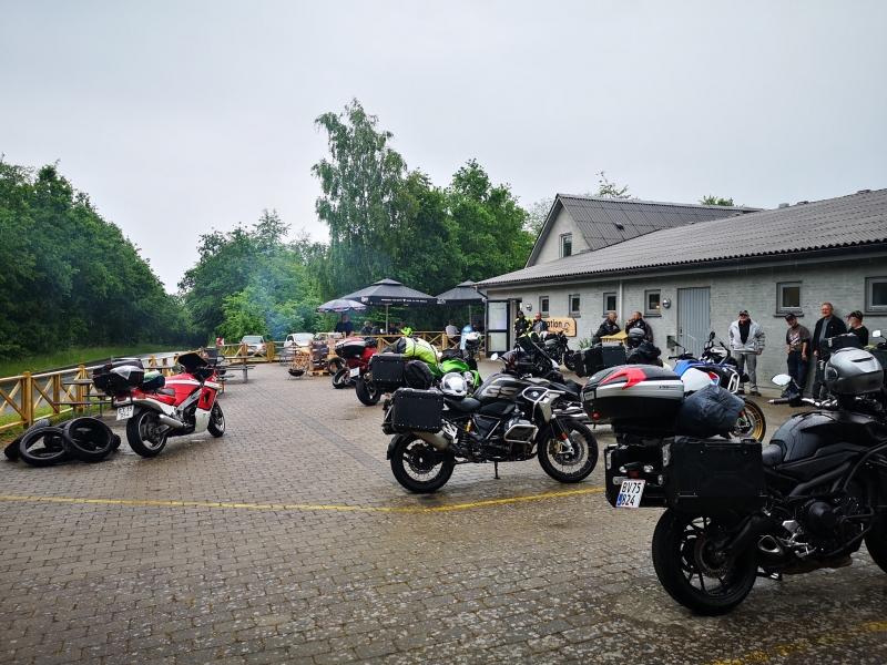 Tour Nordjylland-Aarhus til MC Campen image
