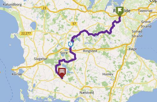 Tour 82_Ro - Fuglebjerg Kro image