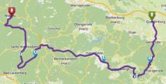 Tour Quedlinburg-Altenau image