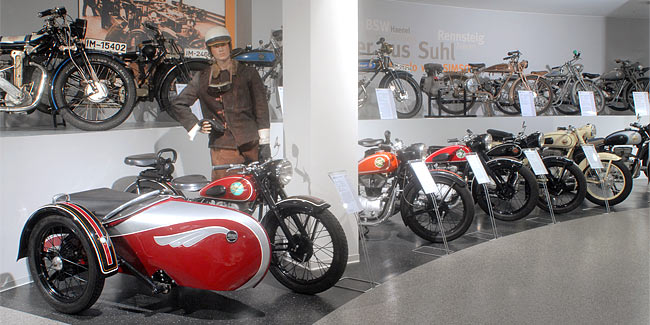 Tour Fahrzeugmuseum Suhl image