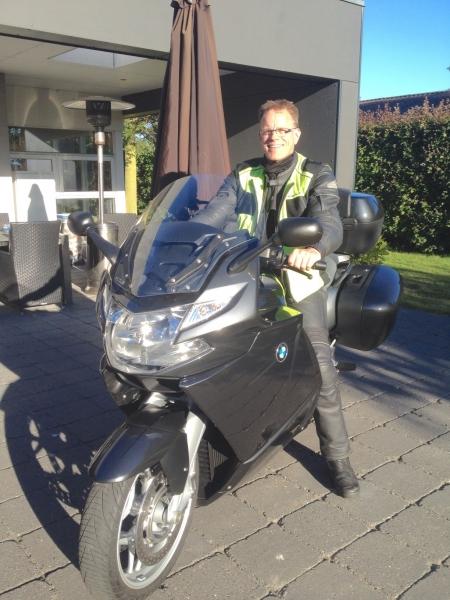 Tour Norge aug 2014 - mandag image