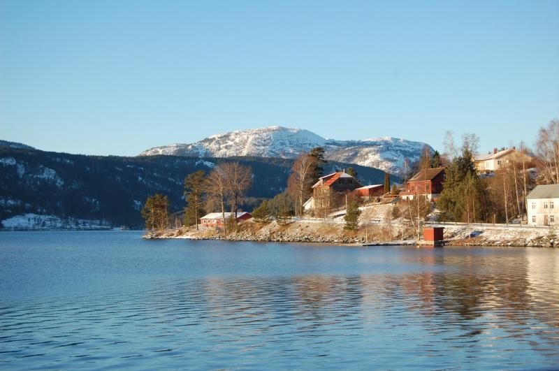Tour Gautefall - Kvietseid og retur. image