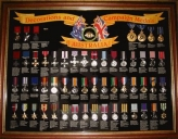 Decoration and Campaign Medals