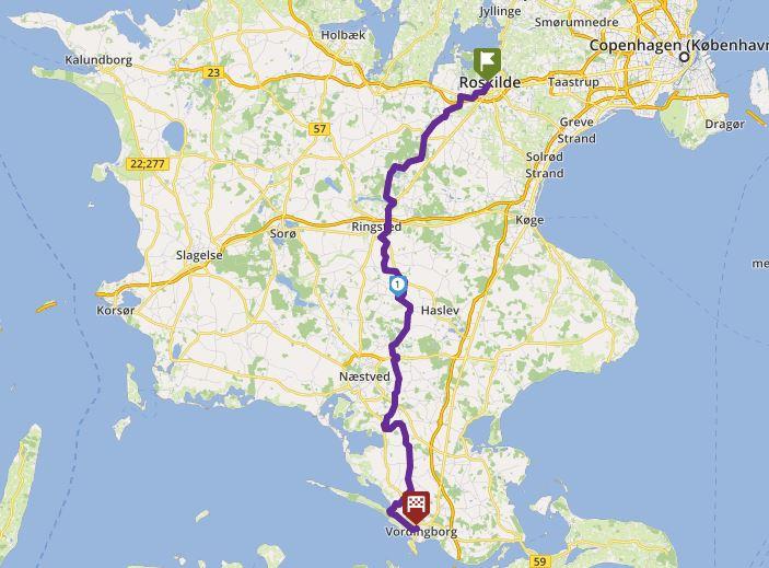 Tour 24_Ro - Vordingborg image