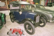 \'27 Austin 7 Fabric Body Racer