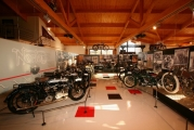 Two bike's museums