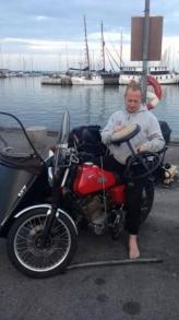 Tour Norge 2016 dag 1 Daniel og John image