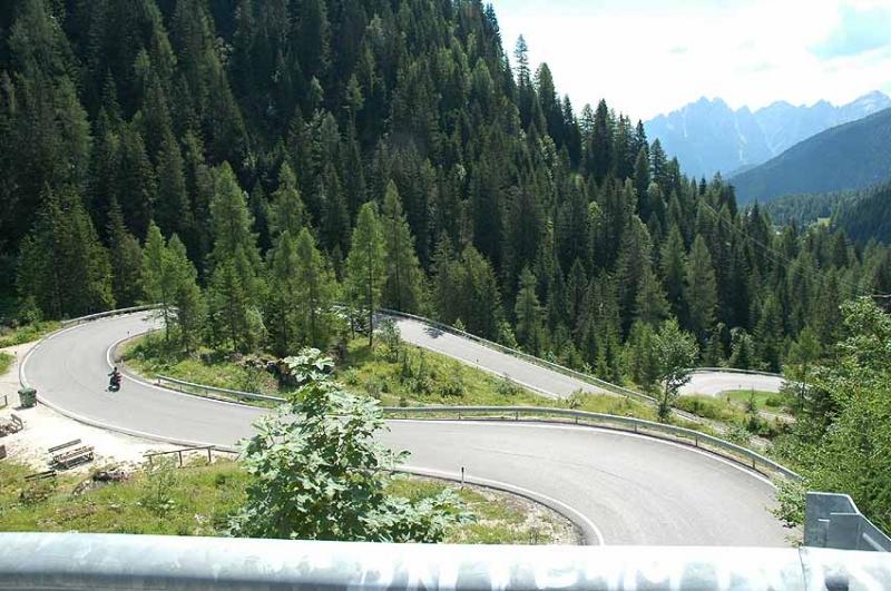 Tour Alpetur Del 3 Villack til Soelden image
