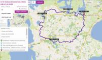 Tour 0178 Strids Mølle Start Mosede Havn Slut i Roskilde image