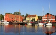 Tour 1A tur 2018 tur retur Præstø Havn image