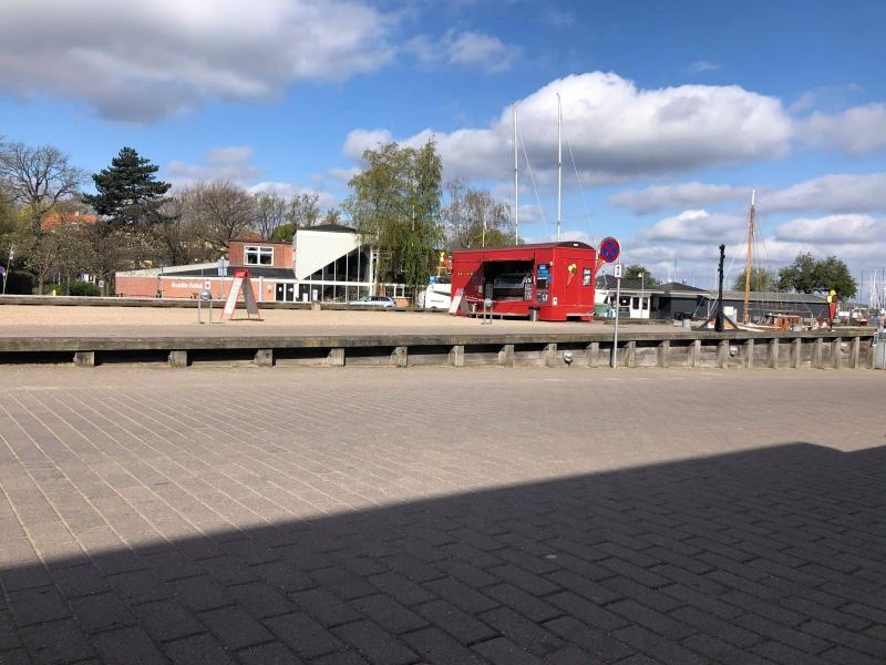 Tour Tour 59 Roskilde havn til Møns klint image