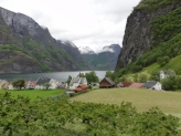 View from Undredal