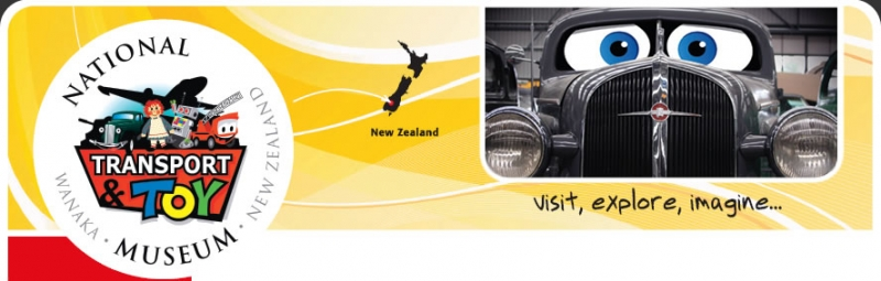 Tour National Transport and Toy Museum image