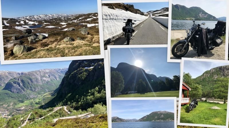 Tour Norway (how it went) //Zachhau image
