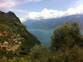 Tour Vest for Gardasøen-bjergkørsel 4½time image