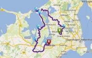 Tour 174_Veksø - Hundested - Ro image