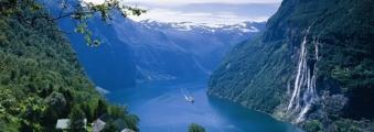 Tour Bergen to Geiranger image