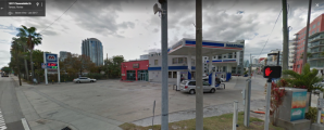 BP, Channelside Drive, US 41 Business, Tampa, Florida, USA