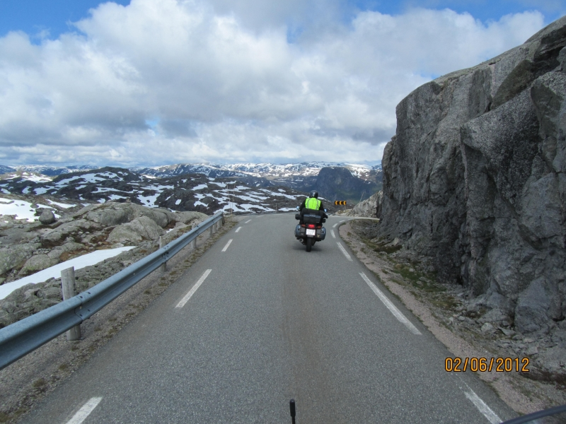 Tour Norge 2014 Geiranger image