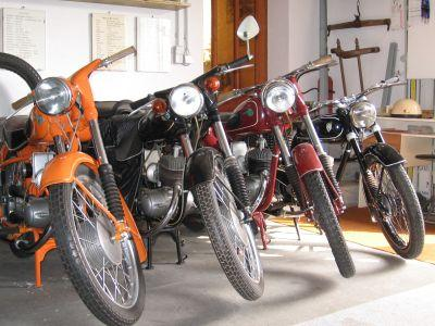Tour Motorradmuseum in Schönerwalde image