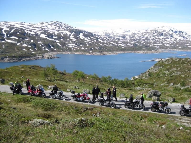 Tour Dag 2 Vraa MC Norge 2010 (Flateland - Herand) image