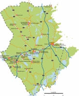 Tour Kurviga vägar i gästrikland image