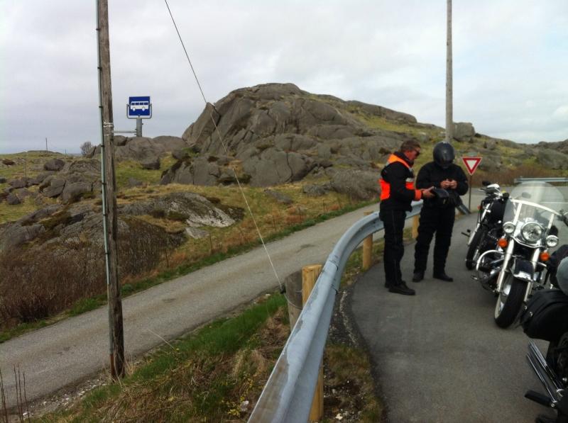 Tour Stavanger til Kristiansand via E39 image