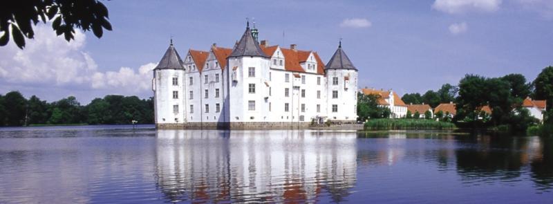 Tour glucksburg slot - schleswig rundtur image