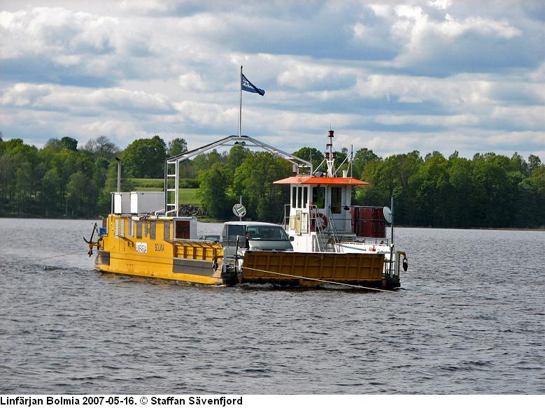 Tour Eksjö - Kleva Grube - Eksjöhov - Bolmsö - Færgetur image