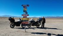 Ride to Atacama Desert - Chile
