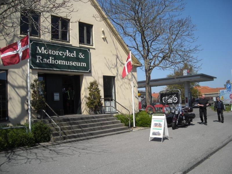 Tour Falster MC Museet i Stubbekøbing image