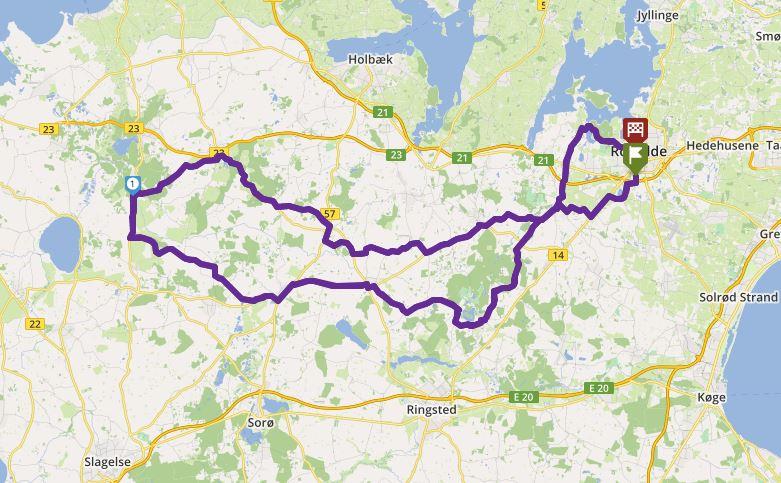 Tour 84_Ro - Bromølle Kro - Ro image