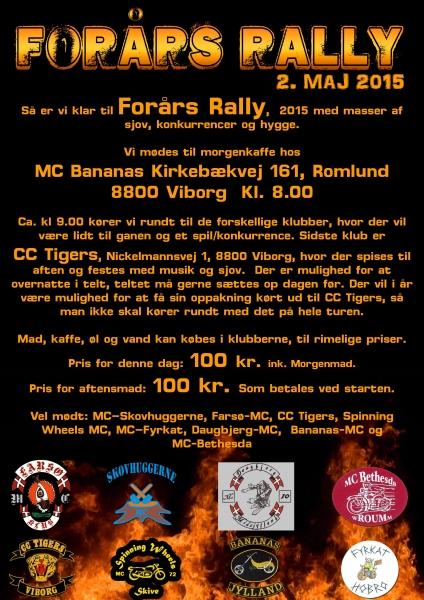 Tour FORÅRS RALLY 2015 image
