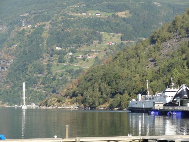 Tour Norge dag 11, Geiranger til Voss image